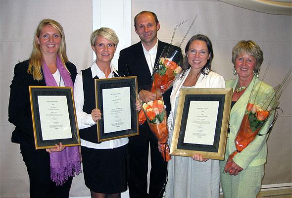 VIA Travel, vinnerne av Årets Serviceløft 2008