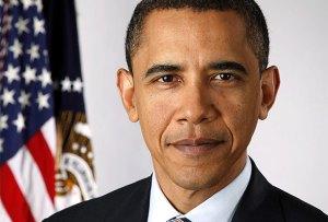 USAs president Barack H. Obama (offisielt foto, Det hvite hus)