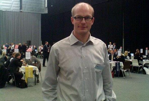 Tarjei Gylseth, management-konsulent.