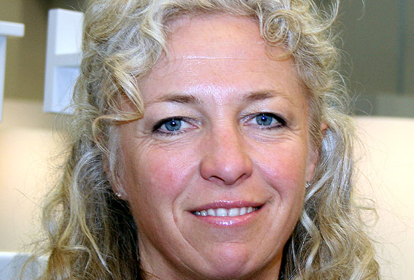 Anette Ravn Jensen, Global Sales Director for Rezidor i Skandinavia