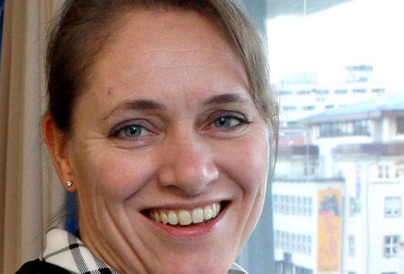 Nina Askvik, hotelldirektør ved Radisson Blu Hotel Norge i Bergen