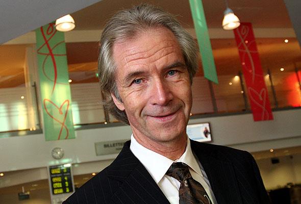 Reiselivsdirektør Rolf Forsdahl i HSH (foto fra HSH)