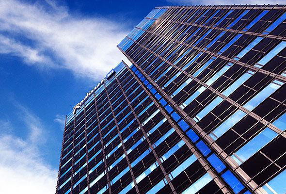 Radisson Blu Scandinavia Hotel i Oslo