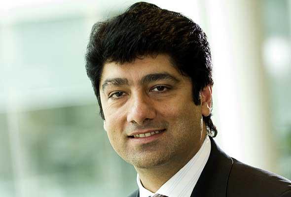 Puneet Chhatwal, Senior Vice President & Chief Development Officer i Rezidor Hotel Group (foto fra Rezidor)