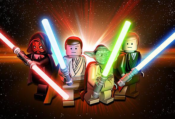 Star Wars-figurer fra Lego