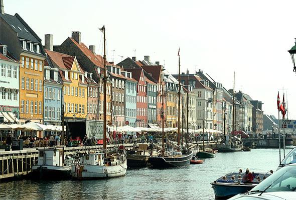 Nyhavn i København. Fotograf: Niels Bosboom/Wikimedia Commons