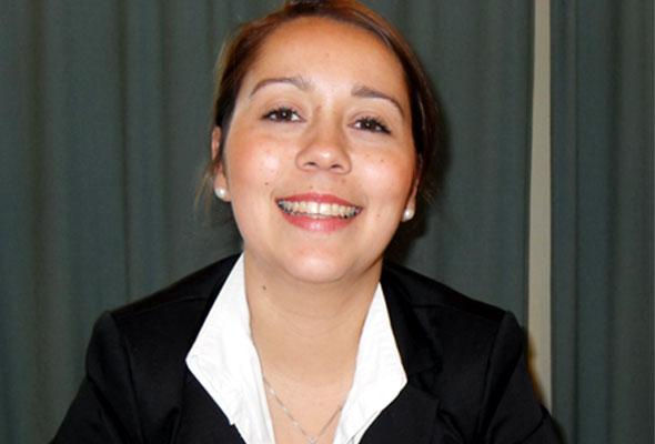 Elizabeth Rojas Vik, hotellsjef og stedfortreder for direktør Scandic Asker og Høvik
