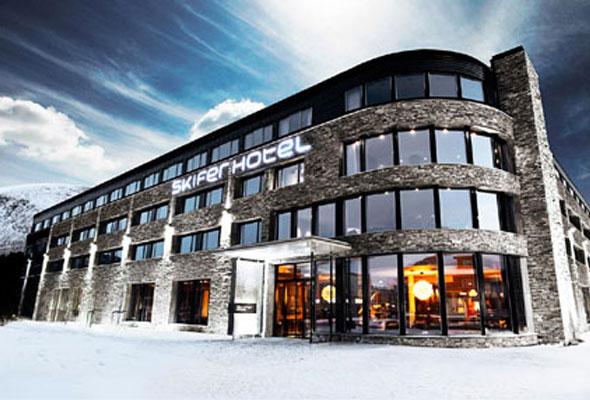 Skifer Hotel (foto fra Rica Hotels)