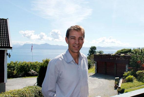 Erik Werner, daglig leder/managing director, Bjørnefjorden Gjestetun