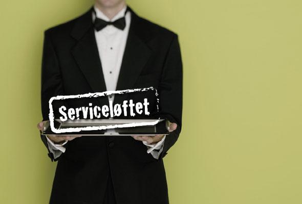 Serviceløftet