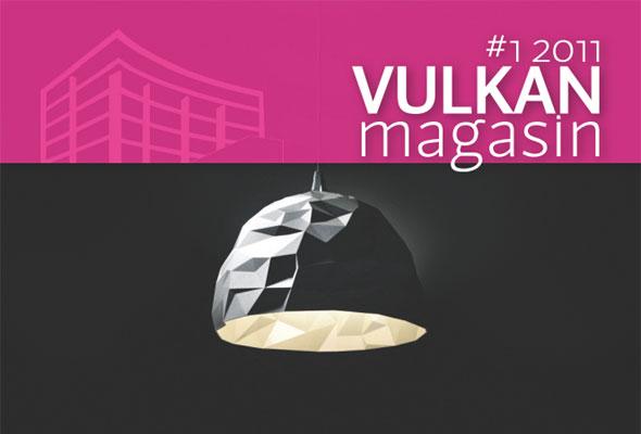 Faksimile av Vulkan magasin