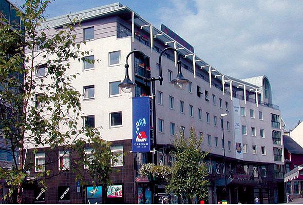 Rica Hotel Harstad. Foto fra Rica Hotels