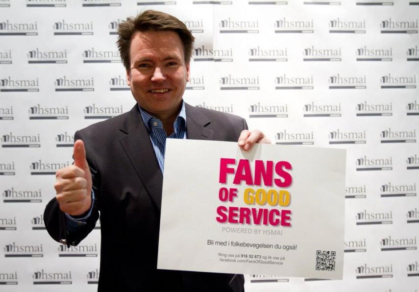 Per-Arne Tuftin, reiselivsdirektør, Innovasjon Norge