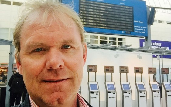 Finn Vetle Hansen, administrerende direktør i G Travel (foto fra G Travel).