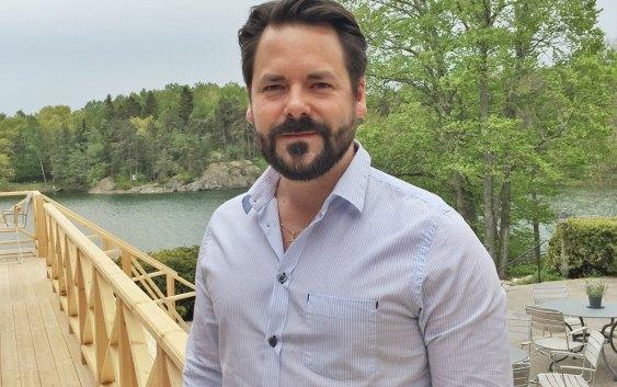 Andreas Bränd er ansatt som Head of Digital Content & Engagement i Nordic Choice Hotels. Foto fra Nordic Choice Hotels.
