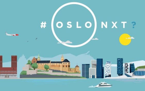#oslonxt. Faksimile fra VisitOslo