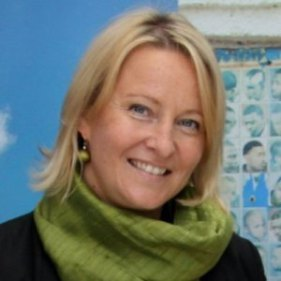 Helena Egan, Director of Industry Relations at TripAdvisor