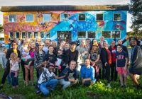 Park Inn by Radisson setter farge på ungdommers hverdag gjennom unikt kunstprosjekt