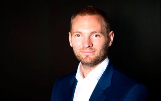 Frederik Lindvik, Operations Manager på THE THIEF. Fotograf: Jens Bredberg.