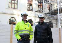 Lokale krefter skal bygge nye Britannia Hotel