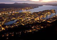 Bergen vinterens mest populære reisemål