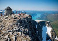 Turister med høyt forbruk på Vestlandet