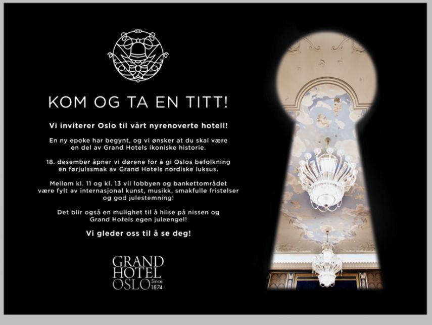 Grand Hotel – kom og ta en titt!