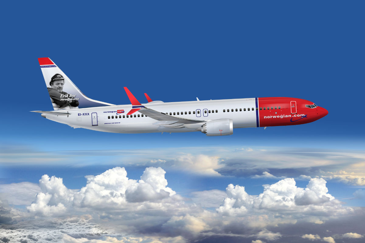 norwegian fly hotell
