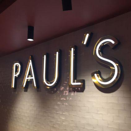 Paul's, en av restaurantene på Haymarket by Scandic.