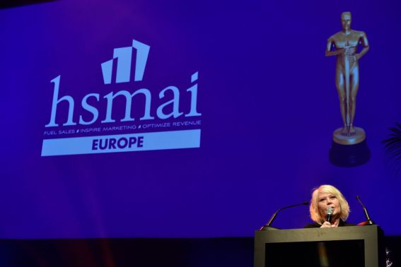 From the HSMAI European Awards 2016 in Amsterdam, Wednesday 29 March 2017. Photographer: Arnold van West.