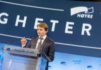 Høyre-politiker lover at dyre vaktregler i serveringsbransjen ikke blir innført