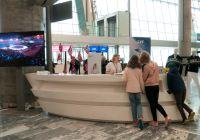 Klart for OL på Oslo lufthavn