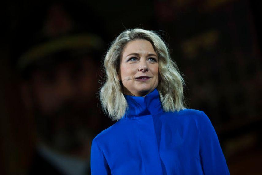 Lisa Farrar, Chief Digital Officer i Nordic Choice Hotels. Foto fra Nordic Choice Hotels.
