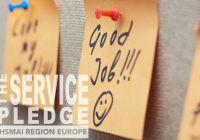 Forstå hvordan kundeservice virkelig gir seg uttrykk i virksomheten din, og hjelp hvert medlem av teamet til å forplikte seg til å gjøre en forskjell