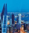 The Domain Hotel and Spa inngår i Bahrains skyline. Foto fra thedomainhotels.com