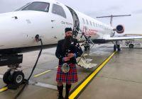 Ny rute mellom Bergen og Edinburgh åpnet
