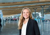 Ny lufthavndirektør ved Avinor Oslo lufthavn