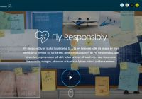 Initiativet «Fly Responsibly» vil samle flybransjen