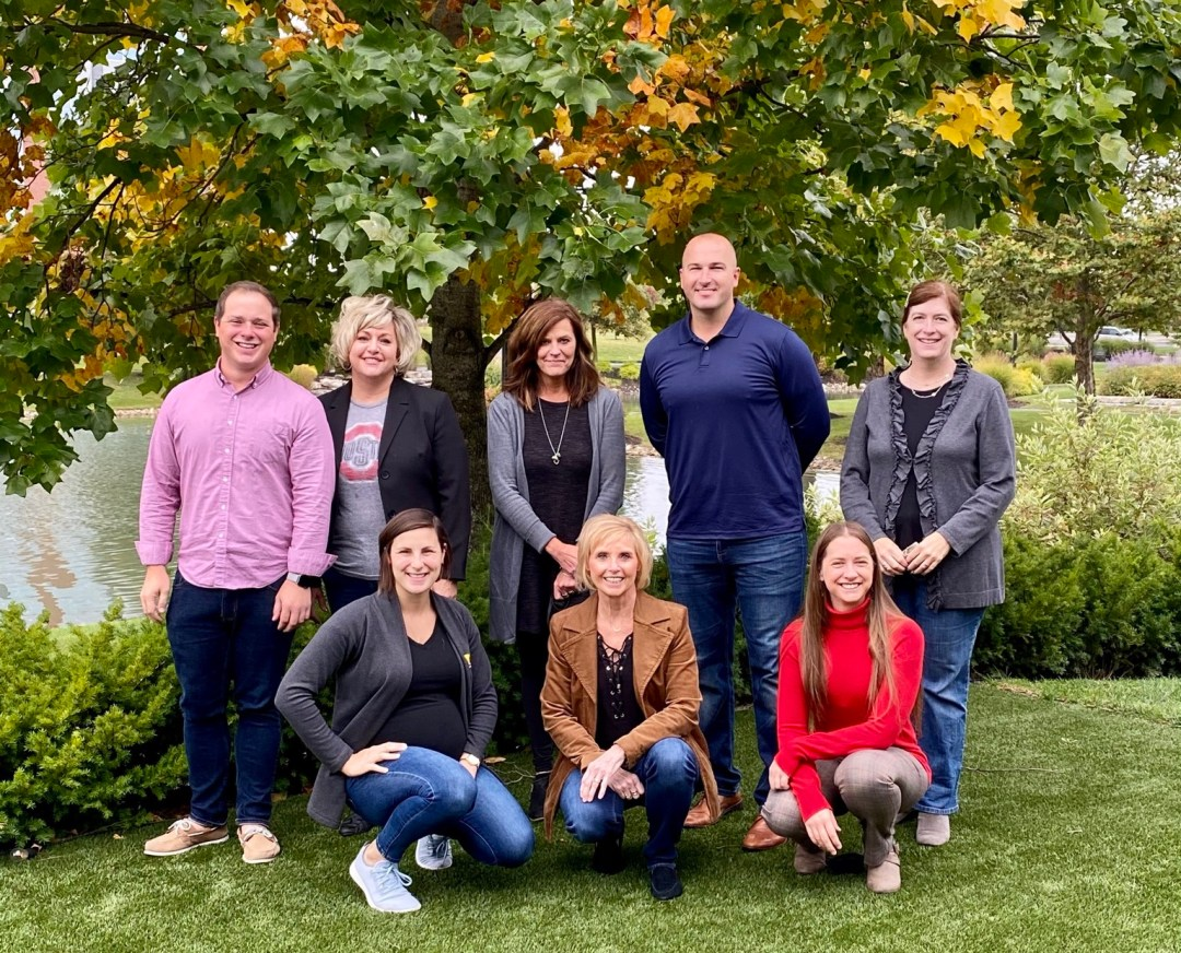 HSMAI Ohio Chapter Board of Directors - Group Photo 2020