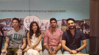 Cast of Chalay Thay Sath