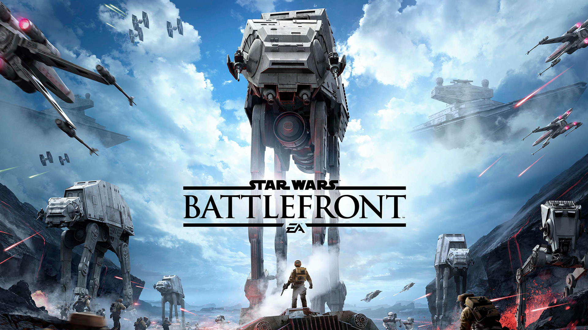 Проблемы с игрой Star Wars: Battlefront
