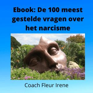 Ebook de 100 meest gestelde vragen over het narcisme en hun antwoorden