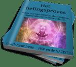 Ebook Het Helingsproces, zelfhelen van narcistische, destructieve en van ongezonde relaties!