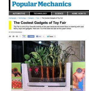Popular Mechanics Root-Vue Farm