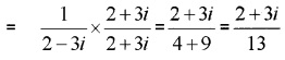 Plus One Maths Complex Numbers and Quadratic Equations Four Mark Questions and Answers 21