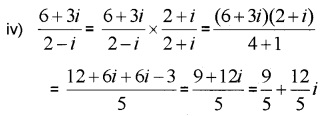 Plus One Maths Complex Numbers and Quadratic Equations Four Mark Questions and Answers 27