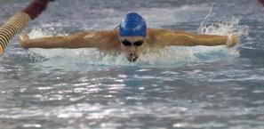 Image result for boys high school swimming butterfly