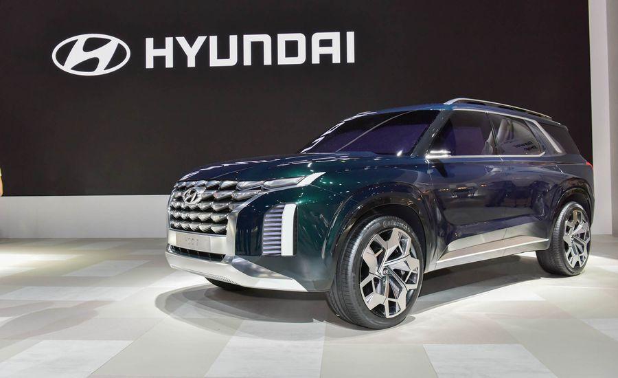 La nueva camioneta Palisade de Hyundai espera finalmente eliminar la confusión que ha existido entre versiones de crossover