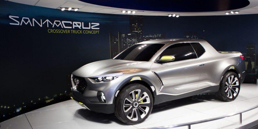 Hyundai Santa Cruz es una realidad