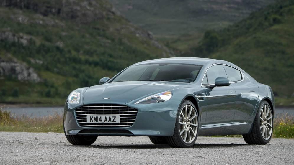 El nuevo Aston Martin Rapide eléctrico será más rápido que cualquier V12